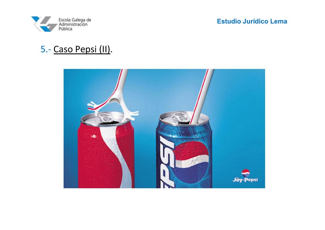 Clase práctica sobre dereito da publicidade